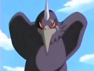 Crowmon monster