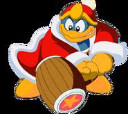 Roi DaDiDou (Kirby: Right Back at Ya!)