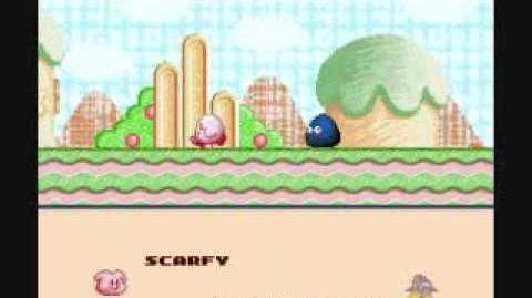 Kirby's Dreamland 3- King Dedede Fight, Bad Ending, and Credits