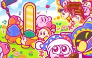 Kirby 25th Anniversary artwork 19