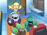 Meta Knight TV