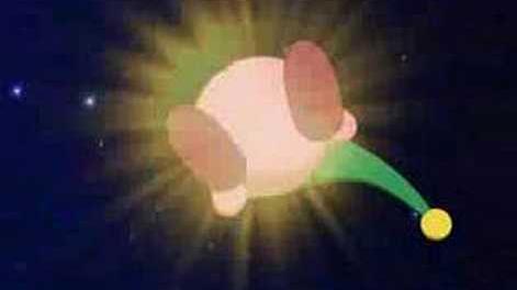 Sword Kirby Tranformation