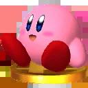 Trophée Kirby 3DS