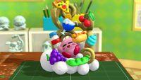 KatRC Kirby's Feast figurine