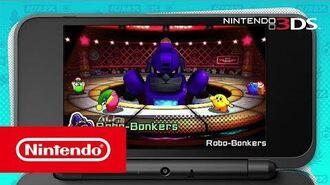 Kirby Battle Royale - Robo Bonkers (Nintendo 3DS)