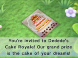 The Cake Royale