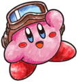 KPR Cute Kirby artwork