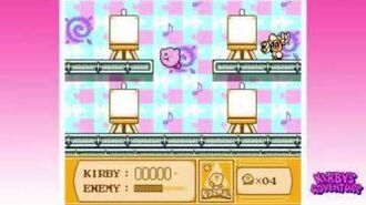 Kirby's Adventure - Paint Roller