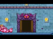 Buzzy Bat's Door
