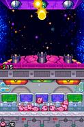 Space Oohroo Spaceship Blasted