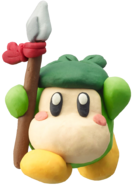 KatRC Green Banadana Waddle Dee artwork