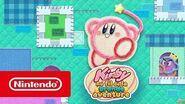Kirby Au fil de la grande aventure - Bande-annonce de lancement (Nintendo 3DS)