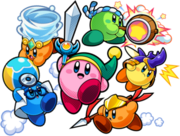 Kirby-assortment