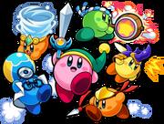 Kirby-assortment