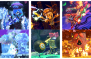 Kirby Star Allies' Bosses