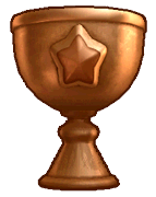 KDCol Trophy artwork bronze