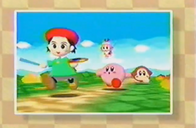 Adeleine and Kirby