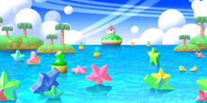 Float Islands Background 1