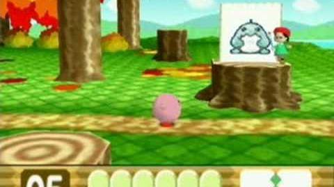 Kirby 64 Minibosses 3 & 4 Giant Bouncy and Dark Adeleine (no damage)