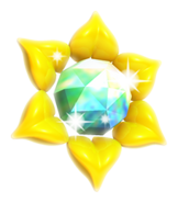 Unnamed golden flower item