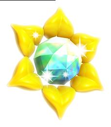 Unnamed golden flower item