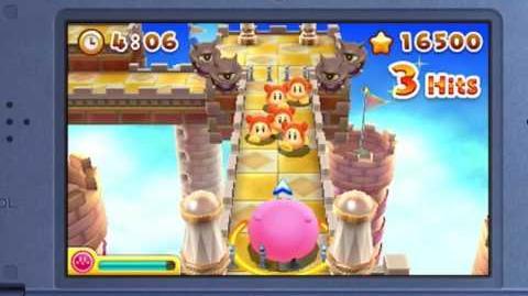 Kirby's Blowout Blast - Nintendo Direct Reveal Trailer