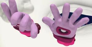Krehuttea hand grebe