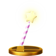 Trophée Bâton étoile U