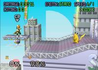 Trueno Pikachu 64