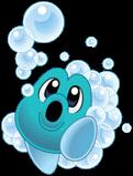 Bubble Head Artwork