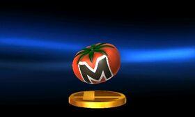 SSB3DS Maxim Tomato Trophy