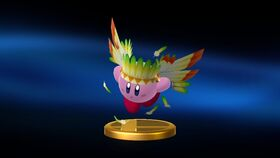 Wing Kirby SSBWU Trophy