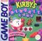 Kirby's Pinball Land Portada