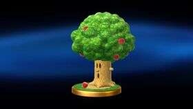 SSBU Whispy Woods trophy