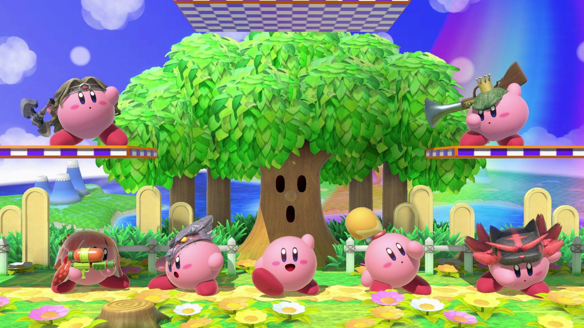 Copy Abilities (Super Smash Bros  series)   Kirby Wiki   FANDOM