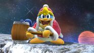 Funny Face of King Dedede