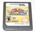 Kirby Super Star Ultra Game Card