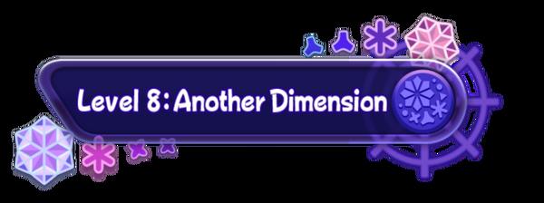 KRtDL Another Dimension plaque