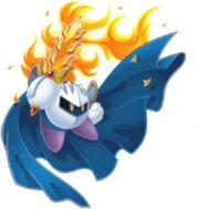 Meta Caballero en Kirby Roedores al ataque!