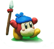 Bandana Waddle Dee (Kirby and the Rainbow Curse)