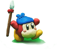 Bandana Waddle Dee (Kirby and the Rainbow Curse)