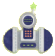 KEY Communicator sprite
