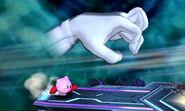 SSB3DS Crazy Hand