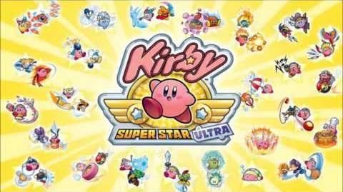 Candy Mountain - Extended - Kirby Super Star Ultra Musik