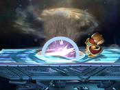 Explosion glitch
