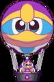 KingDedede necro nebula balloon