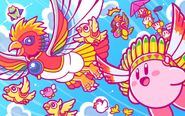 Kirby 25th Anniversary artwork 10
