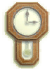 KEY Wall Clock sprite