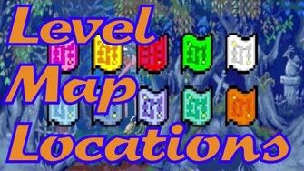 Kirby & The Amazing Mirror - Level Map Locations-1