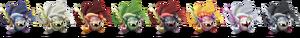 Meta Knight Palette (SSBU)